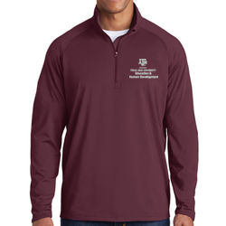 CEHD Sport Wick Stretch 1/2 Zip Pullover Thumbnail