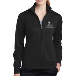 CEHD Ladies Sport Wick FZ Jacket Thumbnail