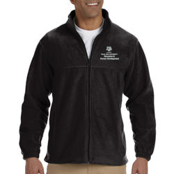 CEHD Men's Full Zip Fleece Thumbnail