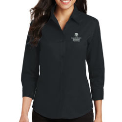 EPSY Ladies 3/4 Sleeve Easy Care Shirt Thumbnail