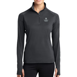 EPSY Ladies Sport Wick 1/2 Zip Pullover Thumbnail