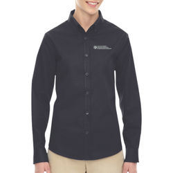EAHR Ladies' Operate L/S Twill Shirt Thumbnail