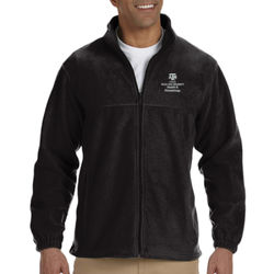 HLKN Men's Full Zip Fleece Thumbnail