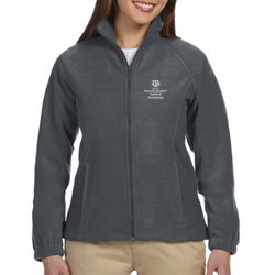 HLKN Ladies' Full-Zip Fleece Thumbnail