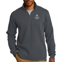 HLKN Slub Fleece 1/4-Zip Pullover Thumbnail